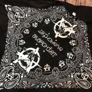 Other - Anarchist Punk Bandana Anarchy
